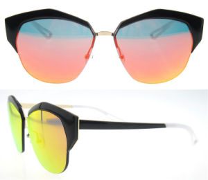 Cat Eye Sunglasses Women Wholesale Sunglasses with Ce and FDA pictures & photos