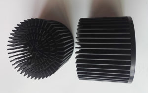 20W Aluminum Cold Forged LED Spotlight Heat Sink pictures & photos