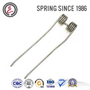 430mm Free Length Torsion Spring for Machine Parts pictures & photos