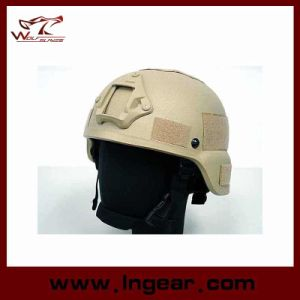 Mich 2000 Replica Helmet with Nvg Mount Frame Helmet for Wholesale with High Quality pictures & photos