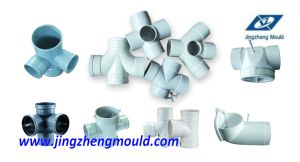 PVC Double Tee Mould pictures & photos