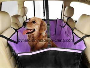 Dog Car Hammock Bed Pet Car Seat Cover pictures & photos
