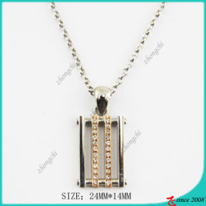 Zinc Alloy Fashion Metal Necklace jewelry (PN)