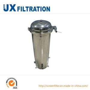 Security Filter Housing for Water Treatment pictures & photos