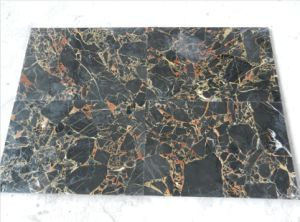 Golden Portoro Marble, Marble Tiles and Marble Slabs pictures & photos