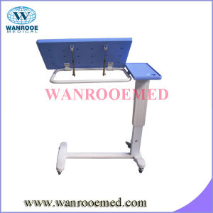 Steel Adjustable Hospital Bed Table pictures & photos