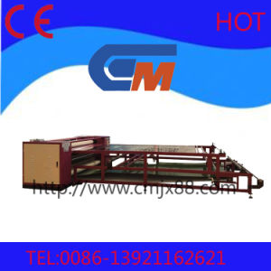 Textile Heat Transfer Press Machine with Ce Certificate pictures & photos
