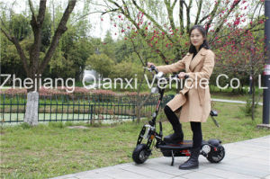 Classic Two Wheels Min Electric Scooter with High Power pictures & photos