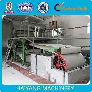 Machine for Smalll Business to Make Toilet Paper pictures & photos