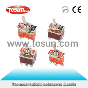 Miniature Toggle Switch on off Switch pictures & photos