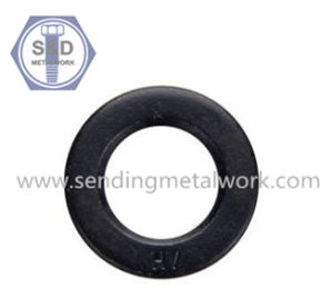 Structural Washer Flat Washer Plain Washer DIN6916 Black pictures & photos