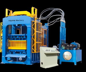 Qt6-15b Automatic Brick Making Machine pictures & photos