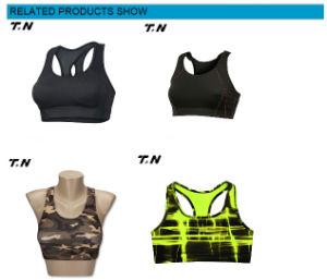 Women′s Seamless Sportive Suit Yoga Suit Gym Wear Sport Bra&Pants pictures & photos