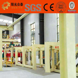 AAC Wall Panel Machine / AAC Block Production Line pictures & photos