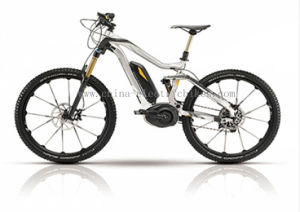 Electric Bikes Mountain with 3 Speed Inner Gear (SD-034) pictures & photos