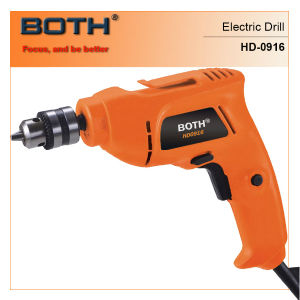 330W 10mm Chuck Size Electric Drill (HD0916) pictures & photos