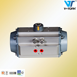 Made in China Pneumatic Actuator for Valves pictures & photos