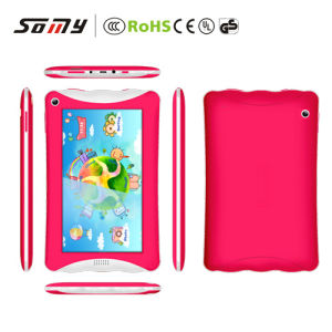 7 Inch CE/RoHS/FCC Quad Core Android Kids Tablet pictures & photos