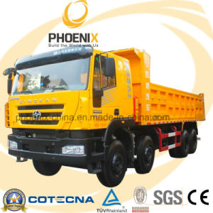 8X4 430HP 25cbm Rhd Iveco Hongyan New Kingkan Dumper Truck pictures & photos