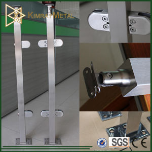 Stainless Steel Glass Handrail Post pictures & photos