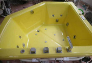 Whirpool SPA Hot Tub for Hotel (718) pictures & photos