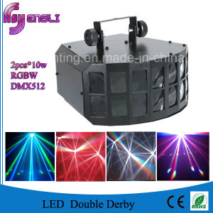 2*10W LED Stage Double Derby with CE & RoHS (HL-055) pictures & photos