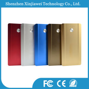 Wholesale Slim Colorful Power Bank Charger pictures & photos