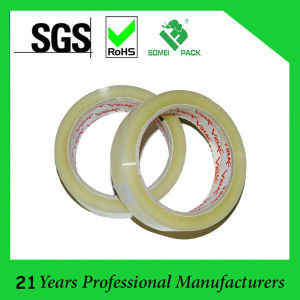 24mm Width Box Packing Tape BOPP Transparent Adhesive Tape (KD-0297) pictures & photos