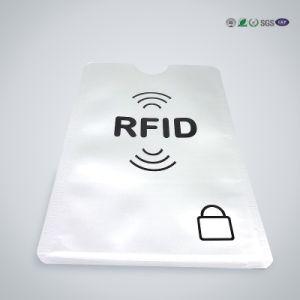 Mdbs19 Aluminum Foil RFID Blocking Card Sleeve pictures & photos