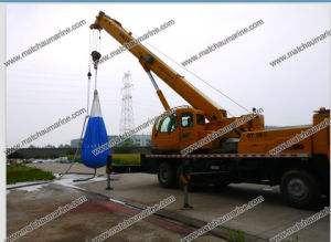35ton Crane Load Test Water Weight Bags pictures & photos