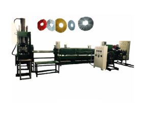 Machinery for Sweeper Brush