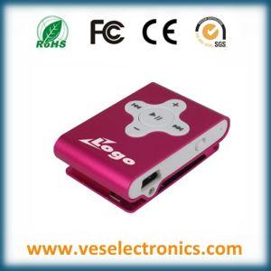 Micro SD Card Reader Clip MP3 Player pictures & photos