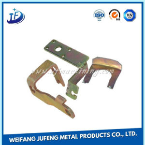 Customized Sheet Metal Fabrication Hinge Parts by Hot Stamping Process pictures & photos