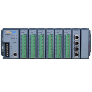 R-9831 8 Slots Ethernet Soft Programmable Logic Controller pictures & photos