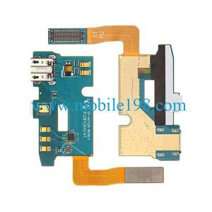 Repair Parts Charging Connector Flex Cable for Samsung Galaxy Note2 N7105 pictures & photos