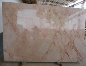 Chinese Flowr Beige Marble, Marble Tiles, and Marble Stairs pictures & photos