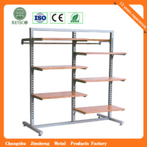 Metal Supermarket Display Clothes Stand pictures & photos