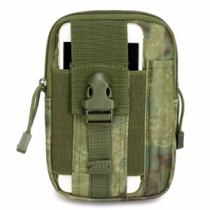 Anbison-Sports Hot Sale Tactical Molle Waist Bag Pouch pictures & photos