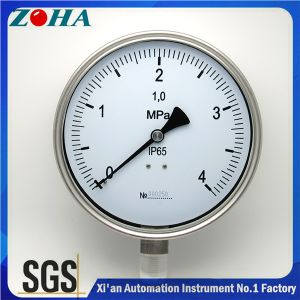 Wika Type All Stainless Steel Manometer with High Quality pictures & photos