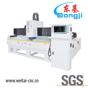 Horizontal CNC 3-Axis Glass Shape Edging Machine pictures & photos