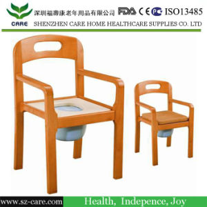 Bedside Commode Chair for Invalid or Disabled Person pictures & photos