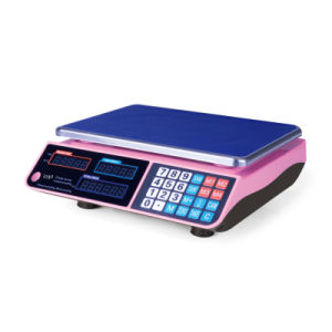 Electronic Digital Weighing Computing Price Scale (DH-586) pictures & photos