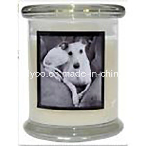 Unique Soy Scented Decorative Candle in Glass