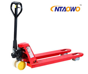 Hand Pallet Truck Manual Forklift Truck pictures & photos