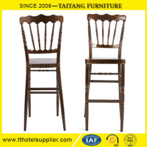 Stacking High Seat Napoleon Bar Chair for Events pictures & photos