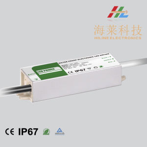 10W LED IP67 Waterproof LED Power Supply LED Driver pictures & photos