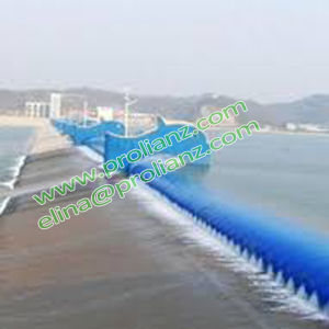Manufacturer Supply  Inflatable Rubber Dam to Pakistan