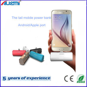Tail Mobile Power Bank with Android iPhone Port