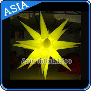 Bright Inflatable LED Lighting Hanging Christmas Star pictures & photos