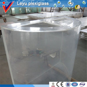 Transparent Acrylic Panel with The Thickness From 20mm to 500mm pictures & photos